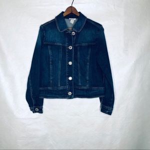 Harold's Jean Jacket